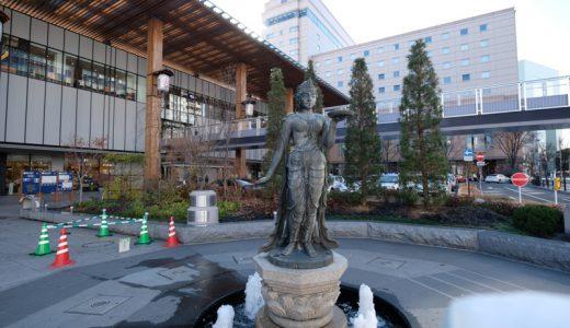 長野駅から善光寺までが遠い!「善光寺七福神巡り」でその理由を解明する