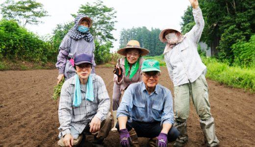 """そばを語るなら栽培方法も知っておきたい!長野県飯山市で""""そば蒔き""""を体験する"""