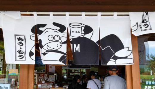 蓼科高原の牧場にある牛乳屋さん!長野県立科町「牛乳専科もうもう」で「牛乳ソフトクリーム」