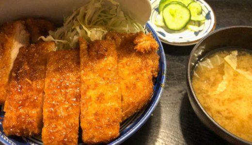 カツ丼の概念を超えた!?長野県伊那市の「たけだ」で「お得ソースカツ丼」精肉店が直営する激ウマ肉料理店