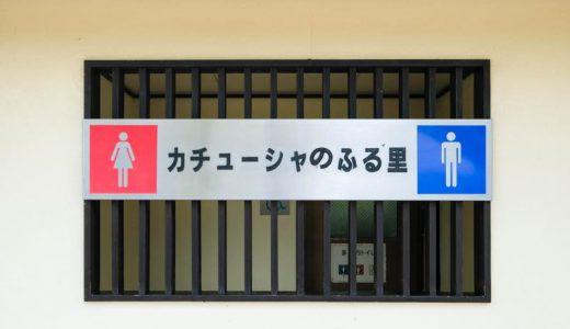 """""""名前を持つ公衆トイレ""""が気になる!?長野県長野市でトイレの名前について考察する【前編】"""